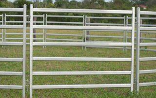 livestock corral